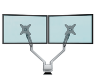 """Full Motion Articulating Dual Monitor Arm, up to 30"""" DS-225XE"""