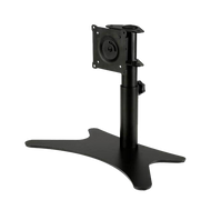 "Single Monitor Flex Stand, accommodates up to 30"" Monitor DS-130STA-3"