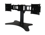"Dual Monitor Flex Stand, accommodates up to (2) 19"" Monitors DS-219STB-3"
