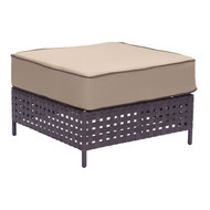 Pinery Ottoman Brown & Beige -703798-1