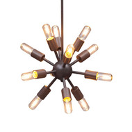 Sapphire Small Ceiling Lamp -98237-1