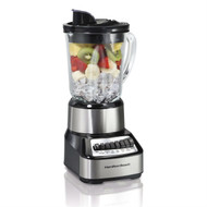 700-Watt Multi-Function Kitchen Countertop Blender with Glass Pitcher HB2988651