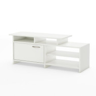 Modern White TV Stand for Flat Screen TVs up to 42-inch SWTVS10571
