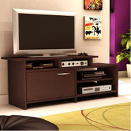 52-inch Modern TV Stand in Chocolate Finish WSSO52TVS1