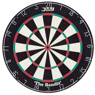 Staple-Free Sisal Fiber Dartboard - World Cup Quality DMIBFS6499