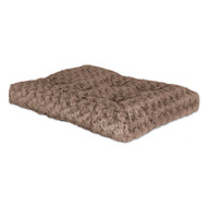 35 x 23 inch Ultra-Soft Synthetic Fur Tufted Pet Bed for Dogs up to 70lbs. PB8416544