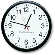 14-Inch Quartz Black and White Wall Clock CLWC19491