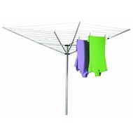 12-Line Outdoor Umbrella Style Laundry and Clothes Dryer HE12LOUSCD31