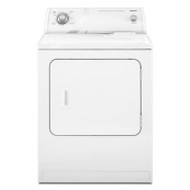 6.5 cu. ft. X-Large Capacity Electric Dryer in White HDAED4475TQ