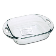 "Glass 8X8"" Clear Baking Dish, Premium 81993PL5"