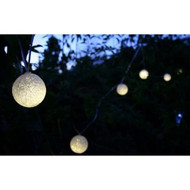 Set of 12 - Solar String Luminous Glow Lights SSL12P1