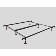 Duralock Glided Bed - Adjust to fit Queen King CA King QKCAKGBF79