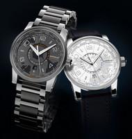 Montblanc TimeWalker World Time Southern Hemisphere Steel Watch 108956