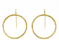 Herco Earrings 14KT Yellow Earring 14RGEA164Y