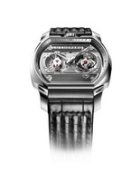Chopard L.U.C Engine One H Tourbillon Titanium Watch 168560-3001