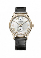 Chopard L.U.C Quattro Diamonds RG Watch 171926-5001