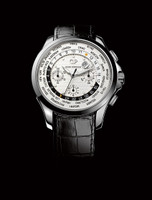 Girard-Perregaux Traveller Chronograph Steel Men's Watch 49700-11-133-BB6B