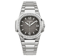 Patek Philippe Nautilus Diamonds WG WoWatch 7010/1G-012
