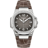 Patek Philippe Nautilus Diamonds WG WoWatch 7010G-012