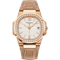 Patek Philippe Nautilus Diamonds RG WoWatch 7010R-011