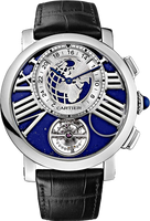Cartier Rotonde de Cartier Earth Moon Earth Moon