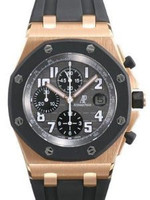 Audemars Piguet Royal Oak Offshore Mens Watch 25940OK.OO.D002CA.01