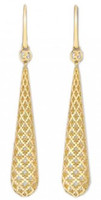 Gucci Diamantissima Earrings Gold