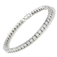 WG Diamond Tennis Bracelet AB654W
