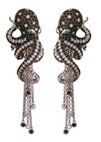 Magerit Octopus Collection Earrings AR1098.11NB