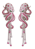 Magerit Octopus Collection Earrings AR1098.14RB2