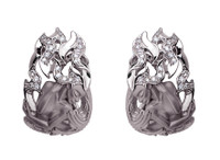 Magerit Newfire Collection Earrings AR1153.1B