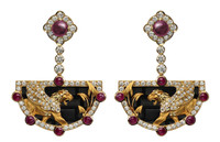 Magerit Babilon Collection Earrings AR1647.1