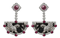 Magerit Babilon Collection Earrings AR1647.2