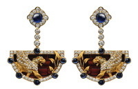 Magerit Babilon Collection Earrings AR1647.3