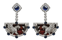 Magerit Babilon Collection Earrings AR1647.4