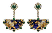 Magerit Babilon Collection Earrings AR1647.5