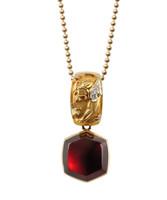 Magerit Babilon Caramelo Mini Collection Necklace CO1662.7