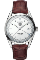 TAG Heuer Carrera Automatic Twin-Time 39mm HEU0104188