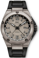 IWC Ingenieur Dual Time Titanium Watch IW326403