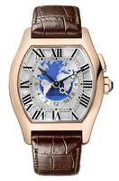 Cartier Tortue Multifuseaux RG Watch W1580049