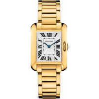 Cartier Tank Anglaise Small Yellow Gold WoWatch W5310014
