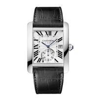 Cartier Tank MC Automatic Steel Watch W5330003