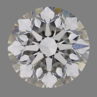 1.0 Carat E/IF GIA Certified Round Diamond