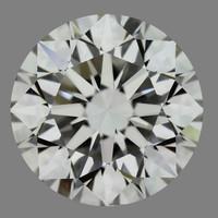 1.0 Carat F/VS1 GIA Certified Round Diamond
