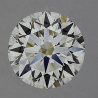 1.0 Carat F/VVS1 GIA Certified Round Diamond