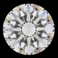1.27 Carat G/IF GIA Certified Round Diamond