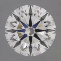 1.28 Carat F/VVS2 GIA Certified Round Diamond