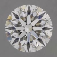 1.5 Carat F/VVS2 GIA Certified Round Diamond