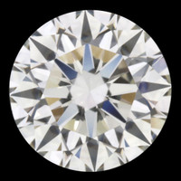 1.5 Carat H/VS1 GIA Certified Round Diamond