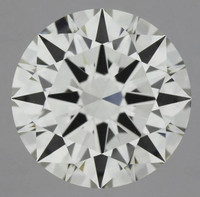 1.52 Carat H/VVS1 GIA Certified Round Diamond